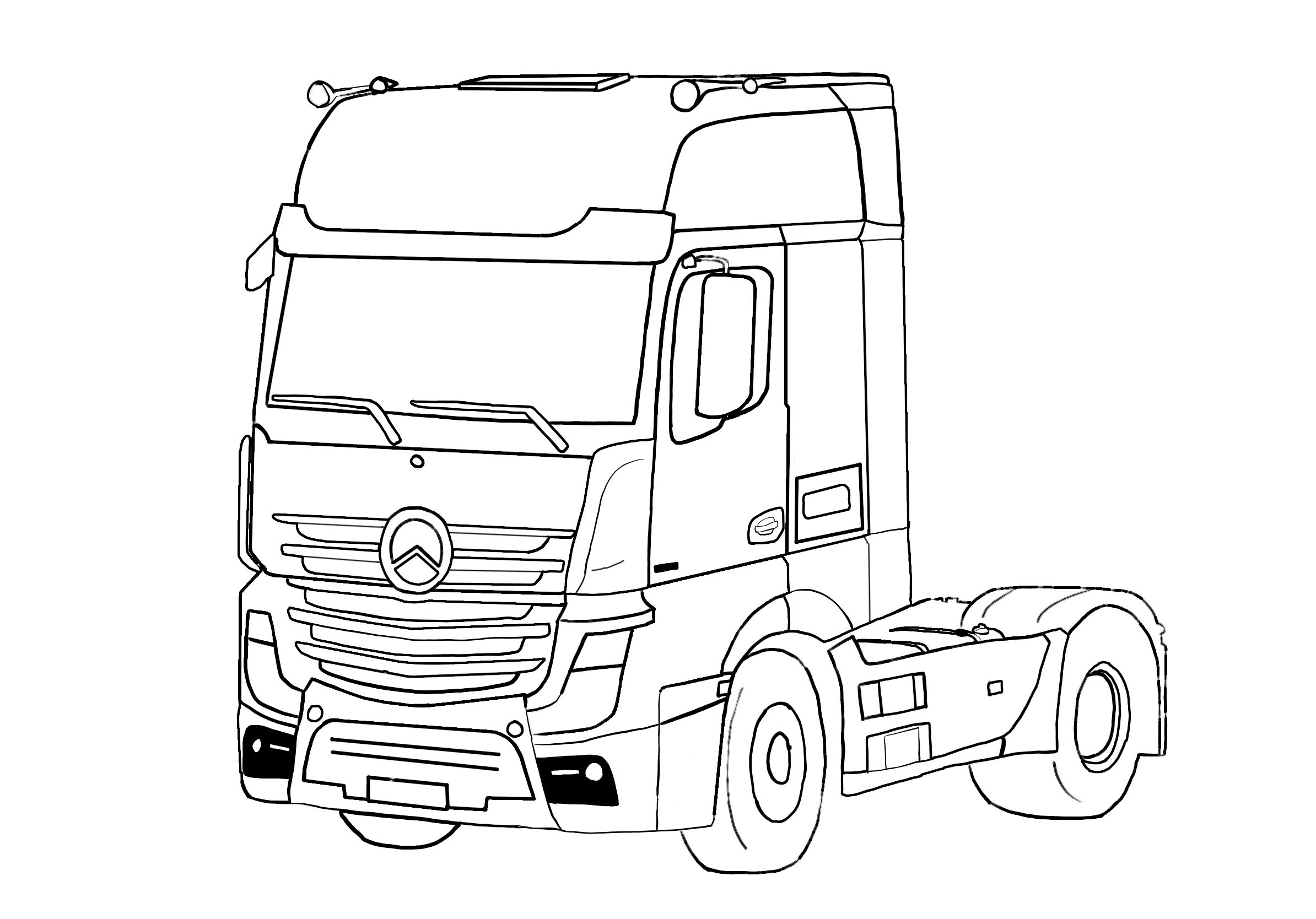Image of Lorry