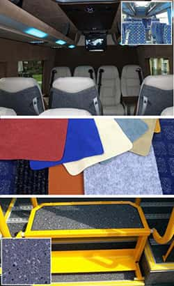 lining carpet, lining carpets, motorhome carpet, flooring carpet, van mats, automotive carpet, headlining, mouldable carpet, acoustic cloth, trim,  campervan carpet